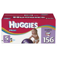 Huggies Diapers Size 5 JUMBO