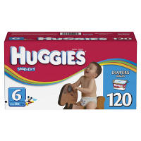Huggies Diapers Size 6 JUMBO