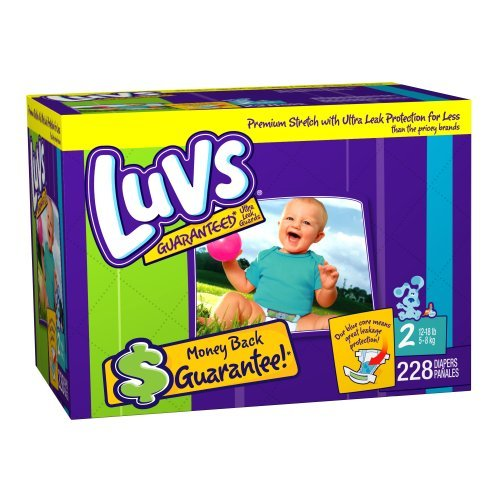 Luvs Diapers Size 1 JUMBO - $35.99 : Baby Deals On Wheels, Baby ...