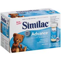 Similac Advance Cholov Yisroel 2 oz