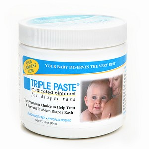 Triple Paste Medicated Oinment 16 oz